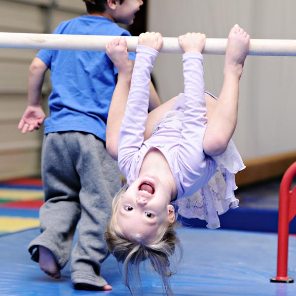 Gymnastics - IGA - bars