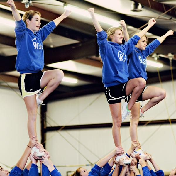 All-Star Cheerleading - IGA- lib